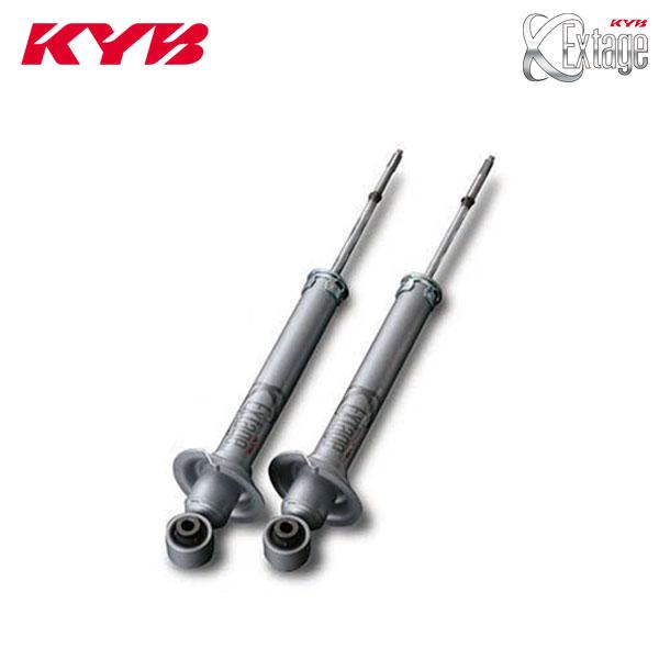 [KYB] カヤバ ショック エクステージ リア 2本セット NV350 キャラバン E26系 12/06~ FF/4WD [バン(DX / プレミアムGX) / ワゴン(DX / GX)]