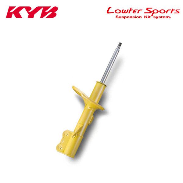 KYB カヤバ ショックアブソーバー ローファースポーツ フロント右 1本 ムーヴ L175S 08/12~ NA KF-VE X Limited/X/L(全てカスタム含む)