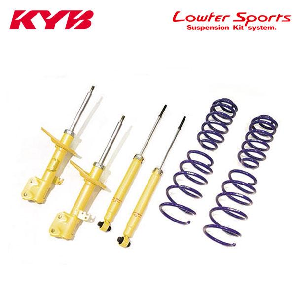 [KYB] カヤバ ショック ローファースポーツ 1台分 4本キット フォレスター SF5 00/04~00/11 アプライドC~D型 EJ205/EJ201 4WD [STI / S / C20 / S20]