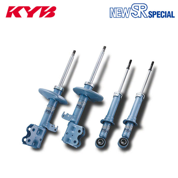 [KYB] カヤバ ショック NEW SR SPECIAL 1台分 4本セット オデッセイ RB2 03/10~08/10 K24A 4WD 1000001~ [S / M / L / Absolute]