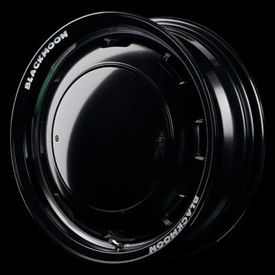 16インチ 6.5J 6穴 P.C.D.139.7 インセット38 Garcia 祝日 CISCO 16×6.5J ブラックムーンエディション PCD139.7 +38 4本購入で送料無料 お洒落 6H シスコ