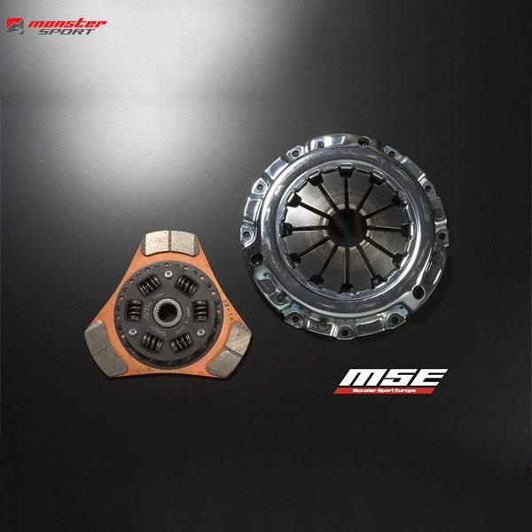 [Monster Sport] モンスタースポーツ MSEリアルスポーツクラッチシステム(メタル材/MT車用)【 スイフトスポーツ [ZC32S] 】【代引不可】