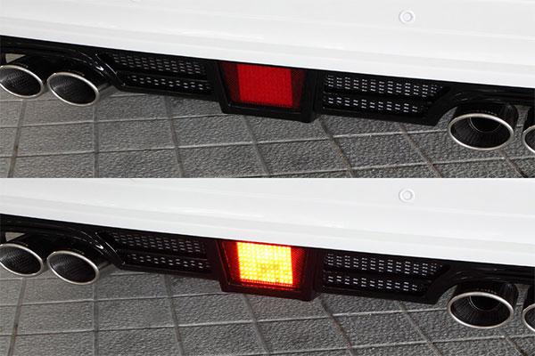 M'z SPEED LEDバックフォグランプキット ランドクルーザー URJ202W 15/8~ ※北海道は送料2160円、沖縄・離島は要確認