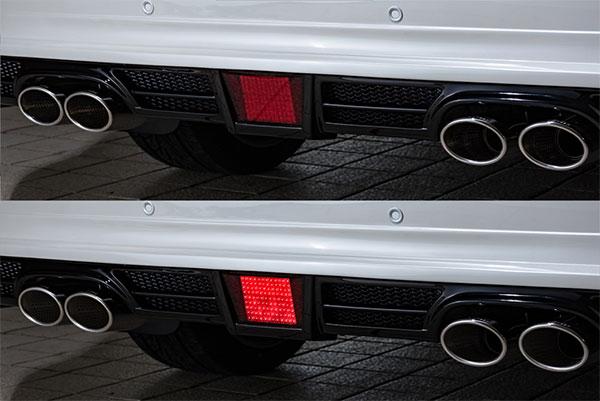 M'z SPEED LEDバックフォグランプキット ランドクルーザー URJ202W 15/8~ ZX ※北海道は送料2160円、沖縄・離島は要確認