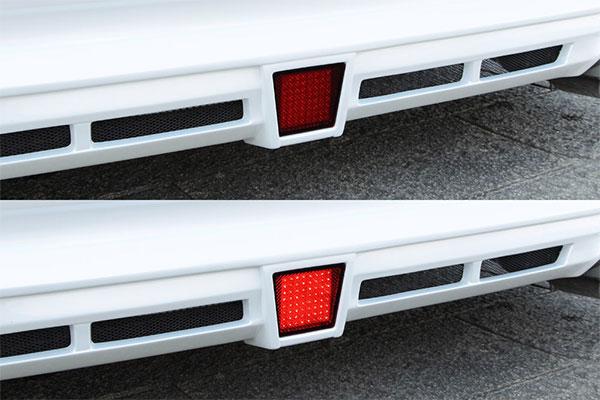 M'z SPEED LEDバックフォグランプキット エスティマ ACR50W ACR55W GSR50W GSR55W 08/12~12/4 アエラス ※北海道は送料2160円、沖縄・離島は要確認
