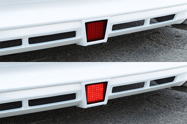 M'z SPEED LEDバックフォグランプキット エスティマ ACR50W ACR55W GSR50W GSR55W 12/5~16/5 アエラス ※北海道は送料2160円、沖縄・離島は要確認
