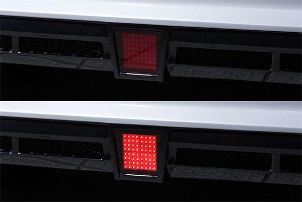 M'z SPEED LEDバックフォグランプキット エスティマ ACR50W ACR55W AHR20W 16/6~ アエラス ※北海道は送料2160円、沖縄・離島は要確認