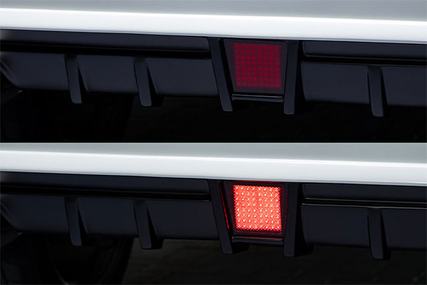 M'z SPEED LEDバックフォグランプキット ランドクルーザープラド GDJ150W GDJ151W TRJ150W 17/9~ ※北海道は送料2160円、沖縄・離島は要確認