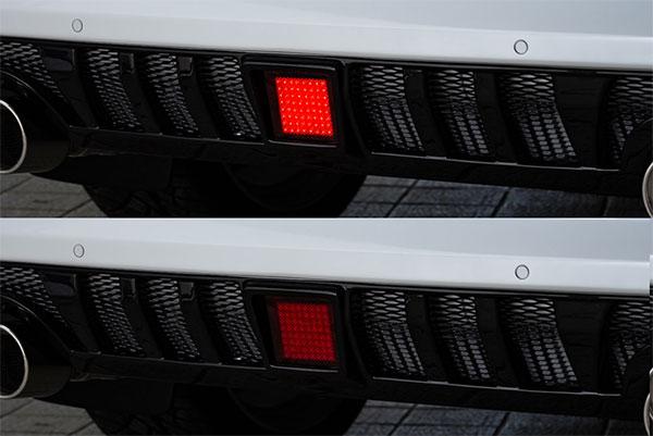M'z SPEED LEDバックフォグランプキット レクサス LX URJ201W 15/9~ LX570 ※北海道は送料2160円、沖縄・離島は要確認