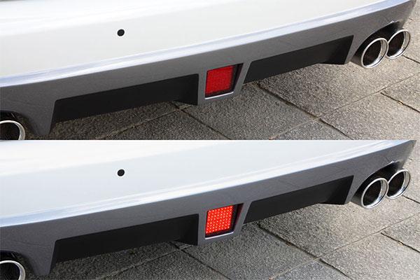 M'z SPEED LEDバックフォグランプキット BMW X3 DBA-WX20 LDA-WY20 DBA-WX35 12/9~14/5 Mスポーツ除く xDrive20i/20dブルーパフォーマンス/28i/35i他 ※北海道は送料2160円、沖縄・離島は要確認
