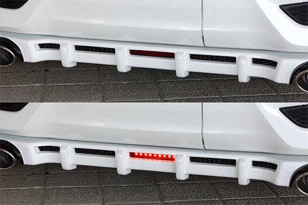 M'z SPEED LEDバックフォグランプキット ステップワゴンスパーダ RP3 RP4 15/4~17/8 MC前 ※北海道は送料2160円、沖縄・離島は要確認