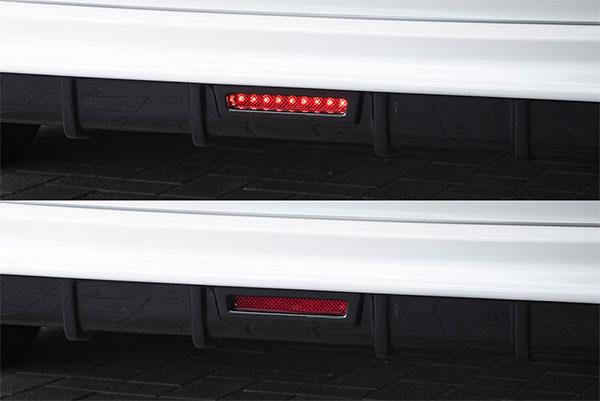 M'z SPEED LEDバックフォグランプキット フリード フリードハイブリッド GB5 GB6 GB7 GB8 16/6~ ※北海道は送料2160円、沖縄・離島は要確認