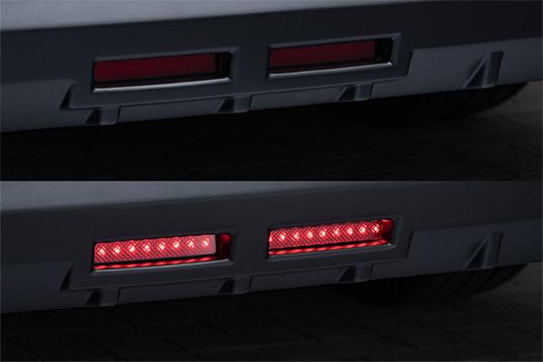 M'z SPEED LEDバックフォグランプキット プリウス ZVW51 ZVW55 18/12~ ※北海道は送料2160円、沖縄・離島は要確認