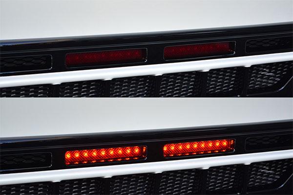 M'z SPEED LEDバックフォグランプキット クラウン クラウンハイブリッド ARS220 AZSH20 AZSH21 GWS224 18/6~ RSアドバンス/RSアドバンス他 Four/RS/RS他 Four/RS-B他 ※北海道は送料2160円、沖縄・離島は要確認