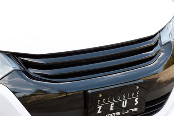M'z SPEED フロントグリル 未塗装品 インサイト ZE2 09/2~11/10 MC前 ※北海道は送料4500円(税別)、沖縄・離島は要確認 ※個人宅は送料+3000円(税別)