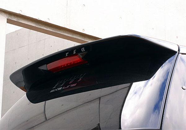 M'z SPEED リアウイング 未塗装品 エスティマ ACR30W ACR40W MCR30W MCR40W 03/5~05/12 MC後 ※北海道は送料4860円、沖縄・離島は要確認 ※個人宅は送料+3240円