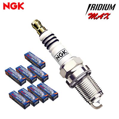 イリジウムプラグMAX  [NGK] イリジウムMAXプラグ (1台分セット) 【メルセデスベンツ AMG CL63 2002.3~2007.3 6200】