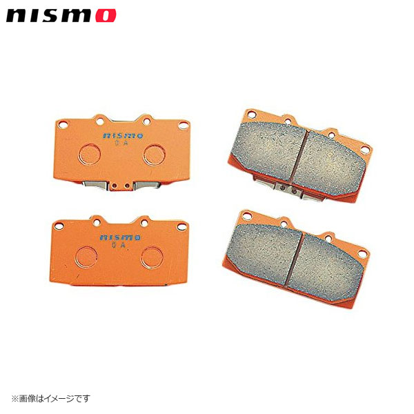 nismo ニスモ S-tune ブレーキパッド スカイラインGT-R BCNR33 RB26DETT 全車※オーテックバージョン(4ドア)を含む フロント用