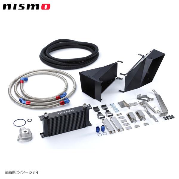 nismo ニスモ エンジンオイルクーラーキット スカイラインGT-R BCNR33 NISMOフロントバンパー装着車