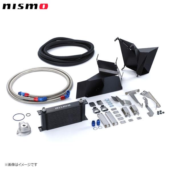 nismo ニスモ エンジンオイルクーラーキット スカイラインGT-R BNR34 NISMOフロントエアロバンパーおよびNISMOフロントバンパースポイラー装着車