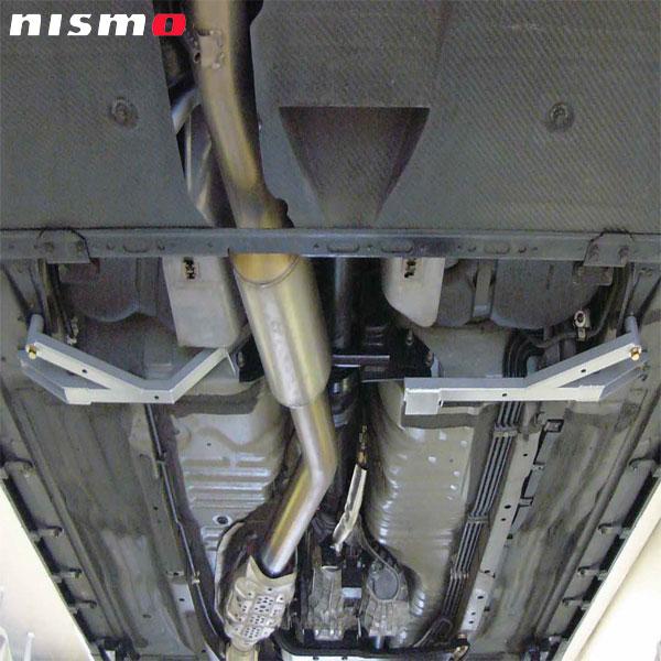 nismo ニスモ アンダーフロア補強バー センター スカイラインGT-R BNR34 全車 北海道・沖縄・離島は確認