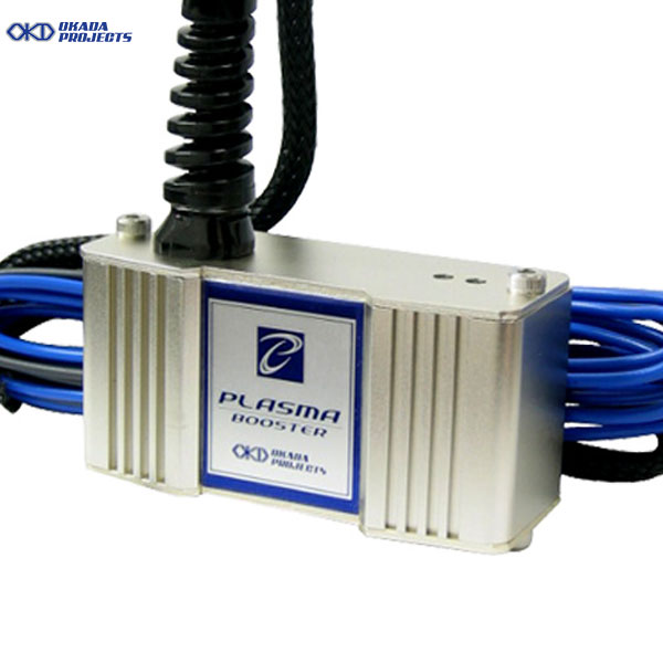 [OKADA PROJECTS] プラズマブースター ROVER MINI E-XN12A 92-96 12A(インジェクション) 1300 ワコー シルバーコイル外部抵抗 有/無