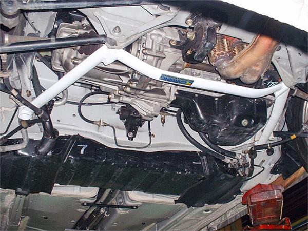 OKUYAMA オクヤマ ロワアームバー リア タイプII スチール製 MR-S ZZW30 前期