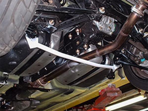 OKUYAMA オクヤマ ロワアームバー リア タイプI スチール製 RX-8 SE3P