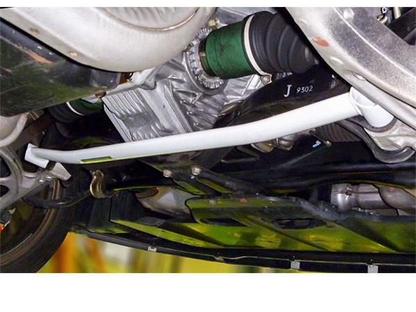 OKUYAMA オクヤマ ロワアームバー フロント タイプI スチール製 レガシィ B4/ツーリングワゴン BE5 BH5 ターボ車