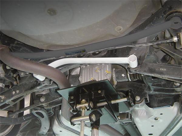OKUYAMA オクヤマ ロワアームバー リア タイプI スチール製 レガシィ B4/ツーリングワゴン/アウトバック BM9 BR9