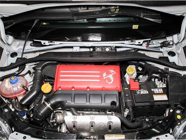 OKUYAMA オクヤマ ストラットタワーバー フロント タイプD スチール製 フィアット 500C 31212