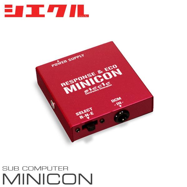 [siecle] 시에크루 MINICON 미니 컴퓨터 해리어 ZSU60W ZSU65W 3 ZR-FAE 13.12~