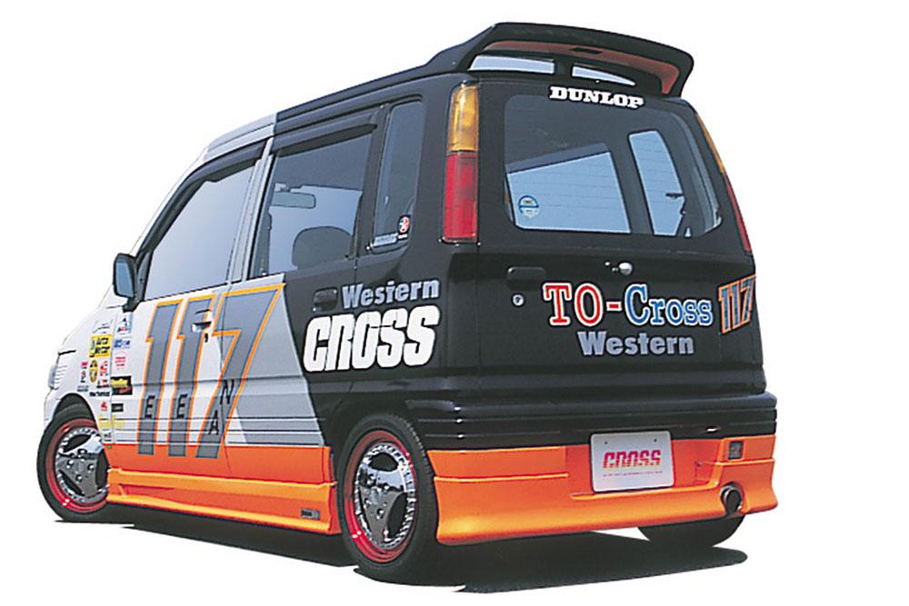 TAKE OFF テイクオフ CROSS リアアンダースポイラー ムーヴ L600S/L610S/L602S 個人宅配送不可 沖縄・離島は要確認