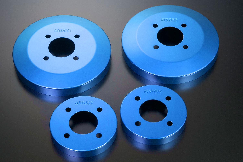 [TAKE OFF] テイクオフ ローター&ドラムカバーセット フロント&リアセット ブルー コペン LA400K Robe/X-PLAY/Cero