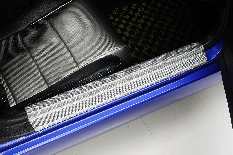 [TAKE OFF] テイクオフ スカッフプレートパネル シルバークロス カプチーノ EA11R EA21R