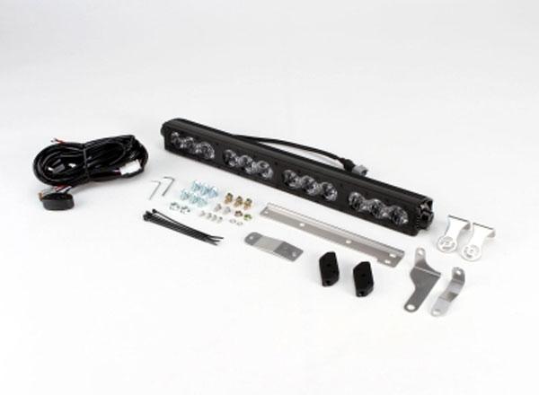 TGS フェイスマスク ビルトイン LEDバーキット FJクルーザー GSJ15W TGSモディファイドフェイスマスク装着車