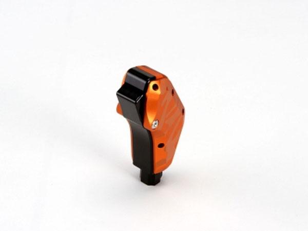 TGS ビレットシフターリミテッドカラー(ガングリップタイプ) カモフラージュオレンジ デリカD:5 3DA-CV1W MC後(2019/2~)専用