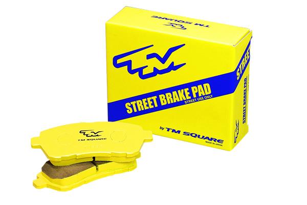 TM SQUARE スイフトスポーツ ZC33S TMストリート ブレーキパッド フロント用