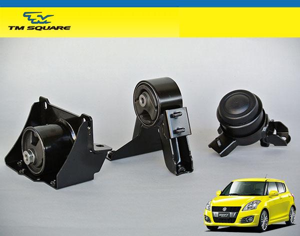 TM SQUARE スイフトスポーツ ZC32S エンジンマウントキット 3個セット (1台分)