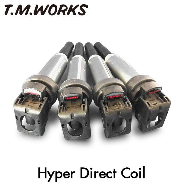 T.M.WORKS ハイパーダイレクトコイル BMW X3/X4 (F25/F26) N20 xDrive28i