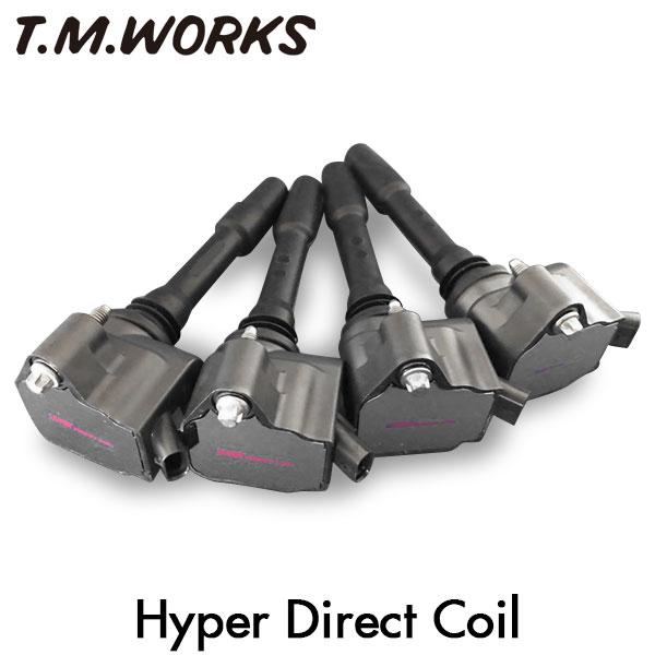 T.M.WORKS ハイパーダイレクトコイル BMW ミニ F54/F55/F56/F57 XS20 XM20 LN20 WG20 XM20 XR20M XU20M WJ20M B48 クーパーS