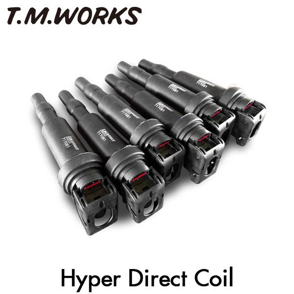 【公式ショップ】 T.M.WORKS N55/S55 M2/M3/M4 ハイパーダイレクトコイル BMW M2/M3/M4 (F80 BMW/F82) N55/S55 R適合なし, 聴診器のパネシアン:811c7f1c --- irecyclecampaign.org
