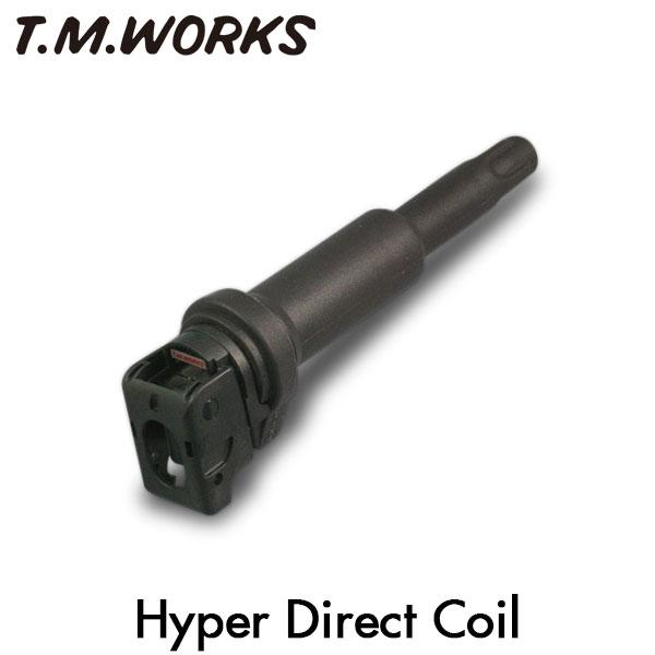 T.M.WORKS ハイパーダイレクトコイル メルセデスベンツ Sクラス (W221) S500 V8 DOHC