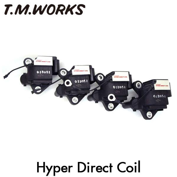 T.M.WORKS ハイパーダイレクトコイル メルセデスベンツ CLAクラス (C117) CLA45 AMG M133エンジン搭載車