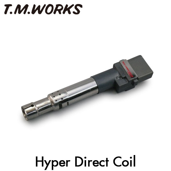 T.M.WORKS ハイパーダイレクトコイル フォルクスワーゲン シロッコ CAV 09~ 1.4TSI 1.4Lターボ