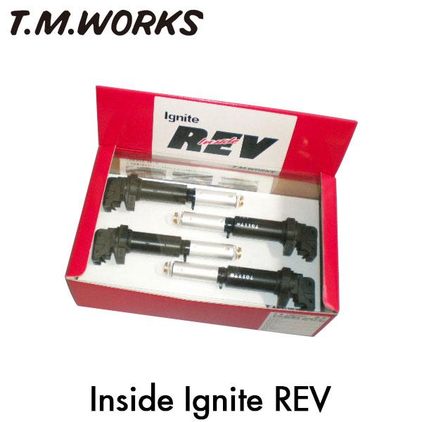 T.M.WORKS インサイドイグナイトレブ BMW E60/E61 N62 540ii/545i/550i