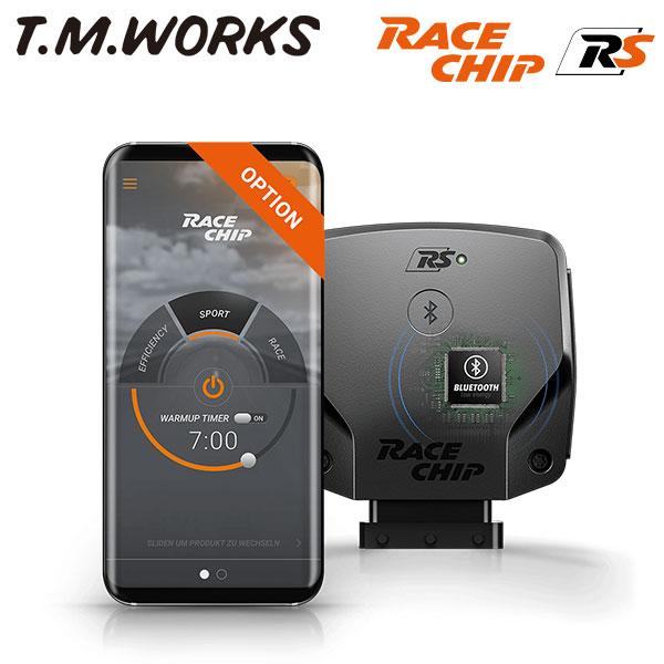 T.M.WORKS レースチップRS コネクト ポルシェ カイエン 92A S 4.2L