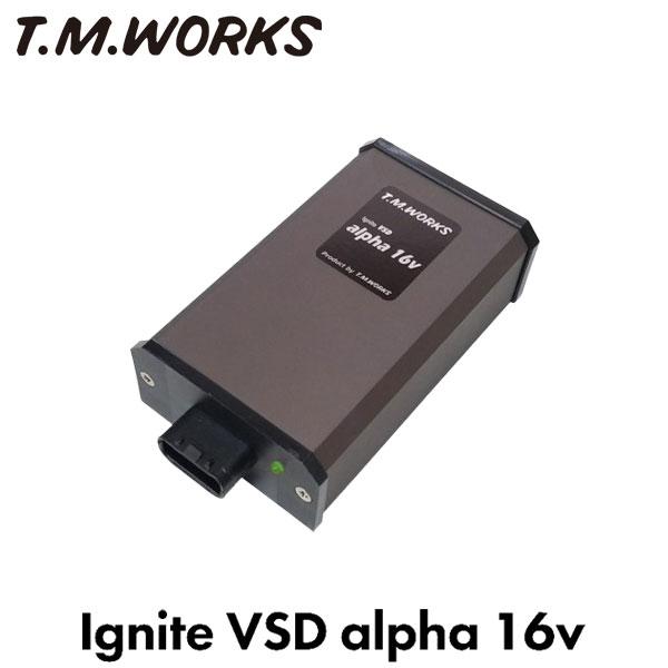T.M.WORKS イグナイトVSD アルファ16V アウディ TT RS 8JCEPF CEP 10~ TFSI