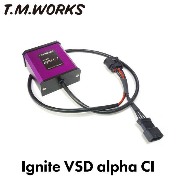 T.M.WORKS イグナイトVSD アルファCI  アコード CL9 K24A 02/10~08/12