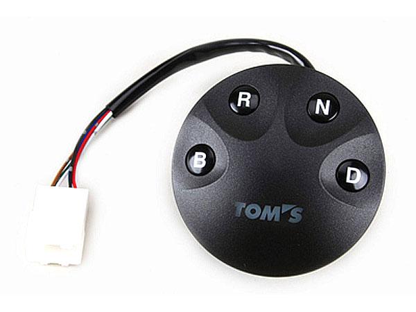 [TOM'S] トムス シフトポジションスイッチ プリウス ZVW30 Gs 沖縄・離島は要確認